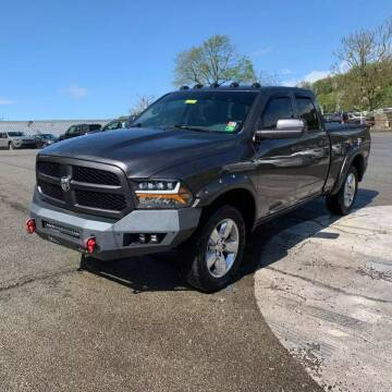 2018 RAM Ram Pickup 1500 for sale at RUSH AUTO SALES in Burlington NC