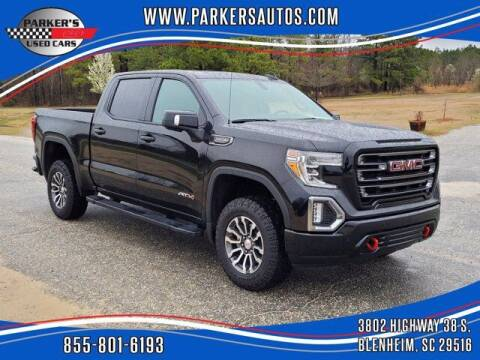 2020 GMC Sierra 1500 for sale at Parker's Used Cars in Blenheim SC