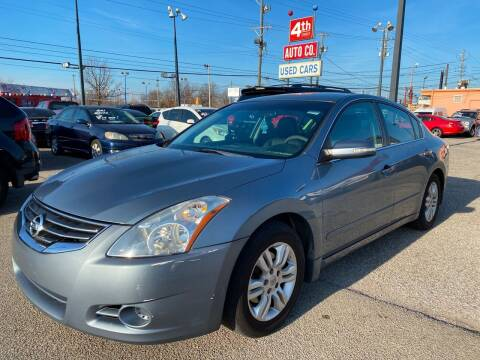 2010 Nissan Altima for sale at 4th Street Auto in Louisville KY
