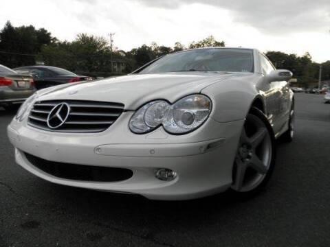 2005 Mercedes-Benz SL-Class for sale at DMV Auto Group in Falls Church VA
