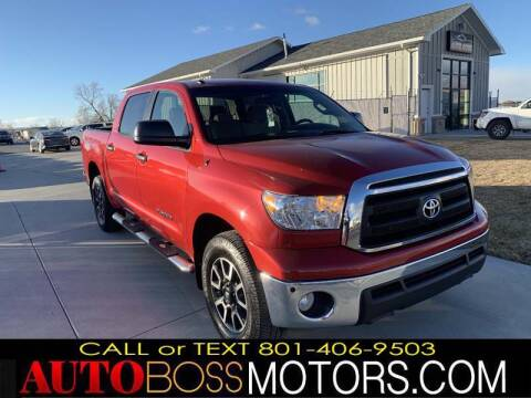 2011 Toyota Tundra for sale at Auto Boss in Woodscross UT