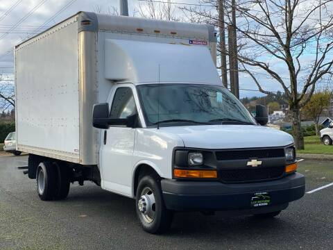 2016 Chevrolet Express Cutaway for sale at Lux Motors in Tacoma WA