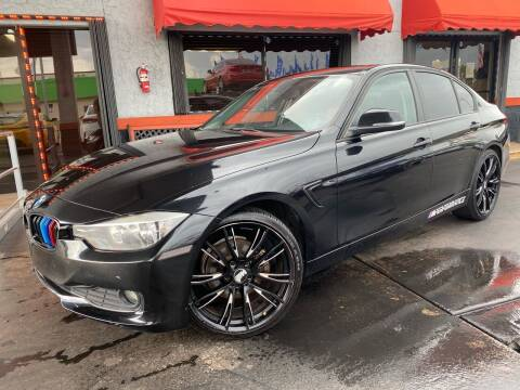 2014 BMW 3 Series for sale at MATRIX AUTO SALES INC in Miami FL