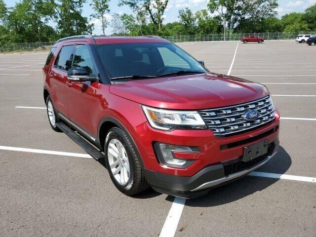 2017 Ford Explorer for sale at CON ALVARO ¡TODOS CALIFICAN!™ in Columbia TN