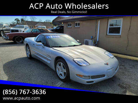 1997 Chevrolet Corvette for sale at ACP Auto Wholesalers in Berlin NJ