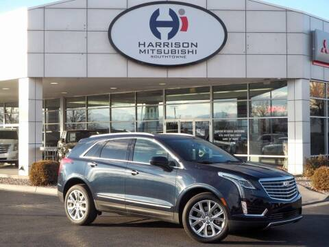 2017 Cadillac XT5 for sale at Harrison Imports in Sandy UT