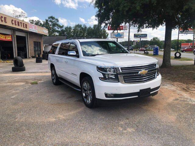 2016 Chevrolet Suburban for sale at Yep Cars in Dothan AL