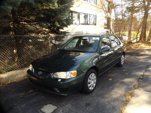 2002 Toyota Corolla for sale at Wayland Automotive in Wayland MA