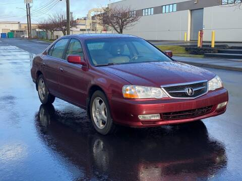2003 Acura TL for sale at Washington Auto Sales in Tacoma WA