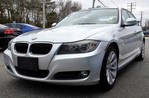 2011 BMW 3 Series for sale at Prime Auto Sales LLC in Virginia Beach VA