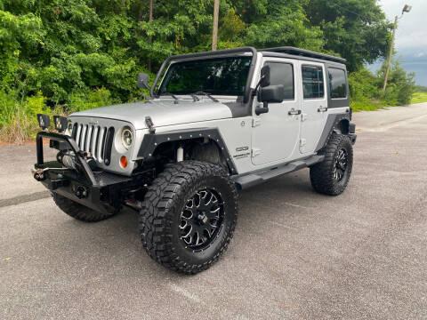 2012 Jeep Wrangler Unlimited for sale at Autoteam of Valdosta in Valdosta GA