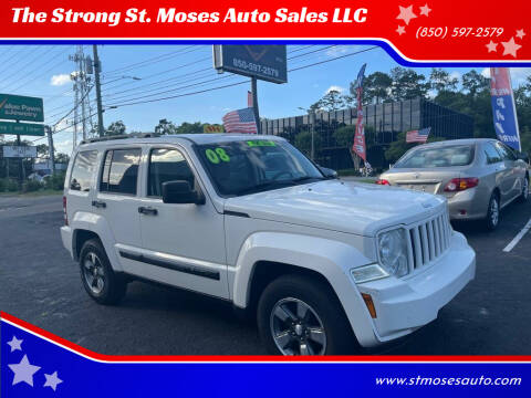 2008 Jeep Liberty for sale at The Strong St. Moses Auto Sales LLC in Tallahassee FL