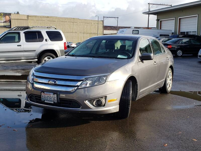 2010 Ford Fusion for sale at Aberdeen Auto Sales in Aberdeen WA