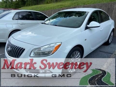 2011 Buick Regal for sale at Mark Sweeney Buick GMC in Cincinnati OH