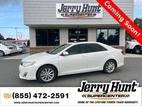 2014 Toyota Camry for sale at Jerry Hunt Supercenter in Lexington NC
