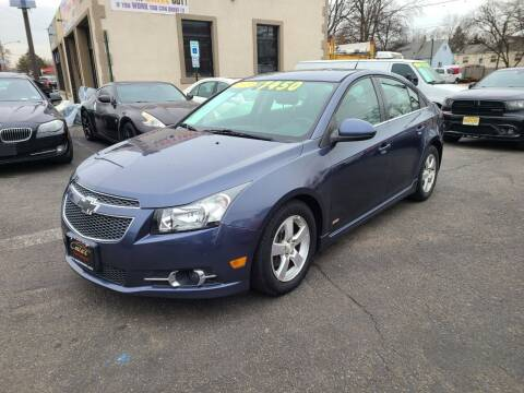 2013 Chevrolet Cruze for sale at Costas Auto Gallery in Rahway NJ
