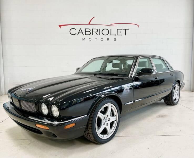 2003 Jaguar XJR for sale at Cabriolet Motors in Morrisville NC