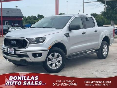 2019 Ford Ranger for sale at Bonillas Auto Sales in Austin TX