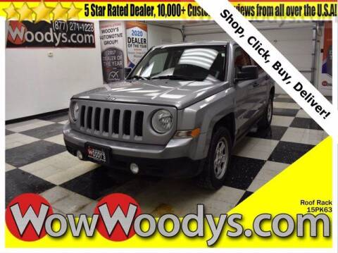 2015 Jeep Patriot for sale at WOODY'S AUTOMOTIVE GROUP in Chillicothe MO