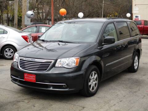 2012 Chrysler Town and Country for sale at Bill Leggett Automotive, Inc. in Columbus OH