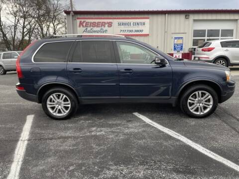 2012 Volvo XC90 for sale at Keisers Automotive in Camp Hill PA