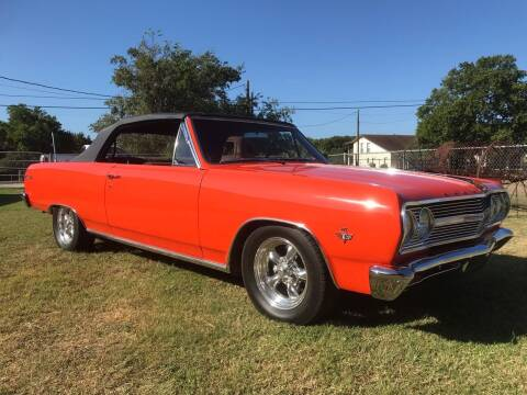 1965 Chevrolet Malibu for sale at Mafia Motors in Boerne TX