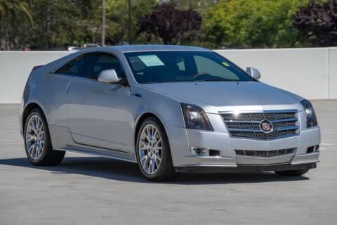 2011 Cadillac CTS for sale at Euro Auto Sales in Santa Clara CA