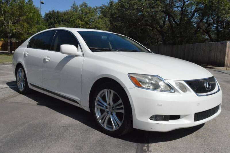 2007 Lexus GS 450h for sale at Coleman Auto Group in Austin TX