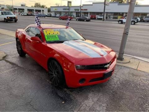 2010 Chevrolet Camaro for sale at JBA Auto Sales Inc in Stone Park IL