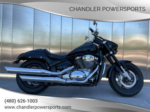 2013 Suzuki Boulevard M50 for sale at Chandler Powersports in Chandler AZ
