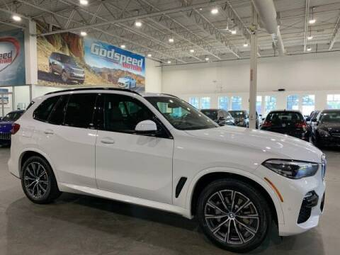 2019 BMW X5 for sale at Godspeed Motors in Charlotte NC