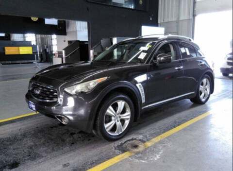 2011 Infiniti FX35 for sale at HW Used Car Sales LTD in Chicago IL