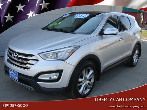 2013 Hyundai Santa Fe Sport for sale at Liberty Car Company - II in Waterloo IA