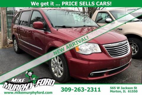 2013 Chrysler Town and Country for sale at Mike Murphy Ford in Morton IL