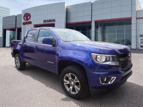 2017 Chevrolet Colorado for sale at BEAMAN TOYOTA in Nashville TN