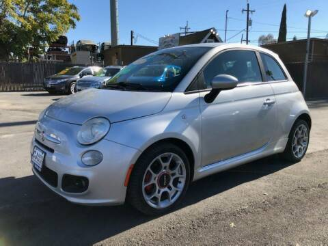 2012 FIAT 500 for sale at C J Auto Sales in Riverbank CA