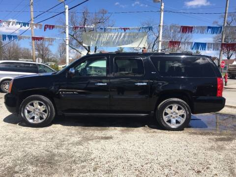2008 GMC Yukon XL for sale at Antique Motors in Plymouth IN