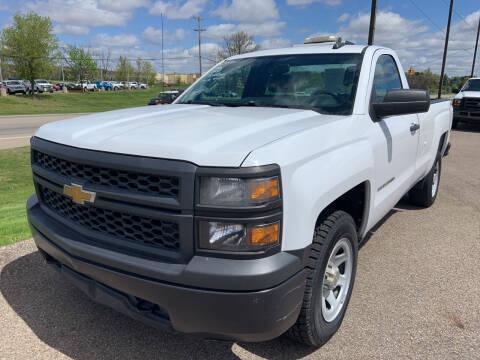 2015 Chevrolet Silverado 1500 for sale at Blake Hollenbeck Auto Sales in Greenville MI