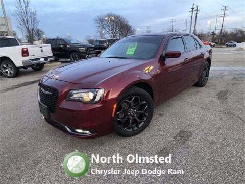 2019 Chrysler 300 for sale at North Olmsted Chrysler Jeep Dodge Ram in North Olmsted OH