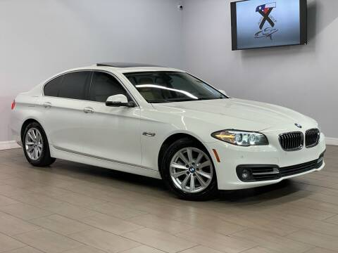 2016 BMW 5 Series for sale at TX Auto Group in Houston TX