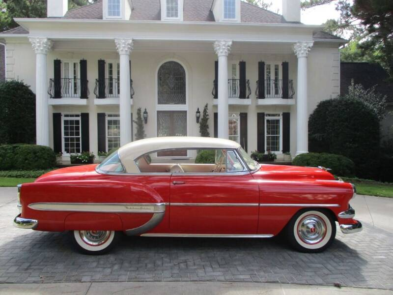 1954 Chevrolet Bel Air for sale at Classic Investments in Marietta GA