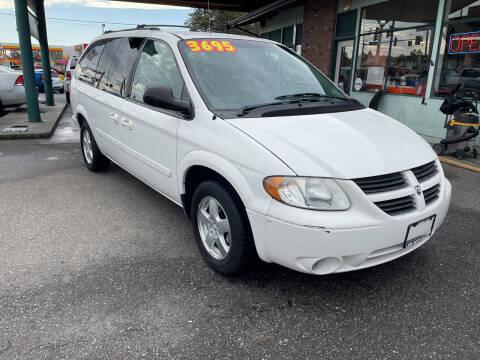 2007 Dodge Grand Caravan for sale at Low Auto Sales in Sedro Woolley WA