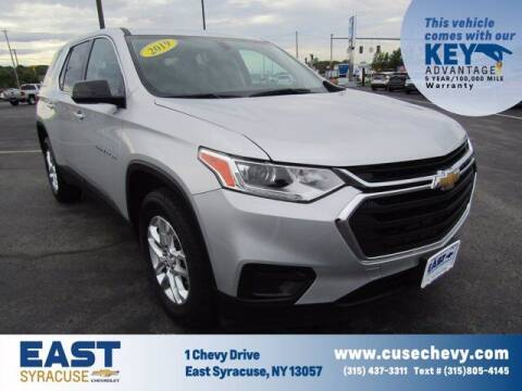 2019 Chevrolet Traverse for sale at East Syracuse Performance Sales & Service in Syracuse NY