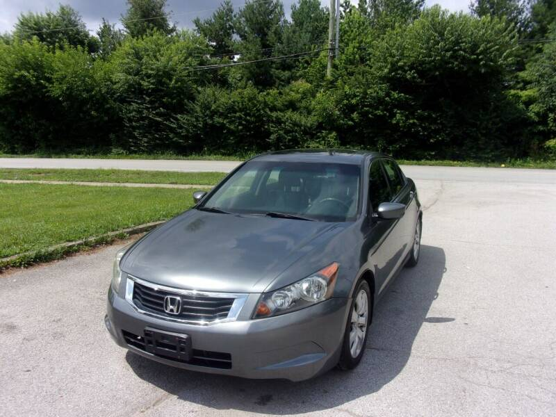 2008 Honda Accord for sale at Auto Sales Sheila, Inc in Louisville KY