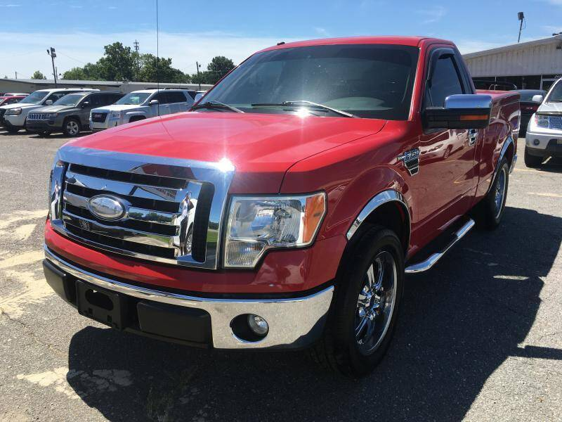 2009 Ford F-150 for sale at Auto Credit Xpress in Benton AR