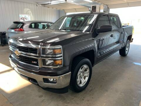 2015 Chevrolet Silverado 1500 for sale at Bennett Motors, Inc. in Mayfield KY