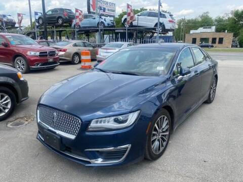 2017 Lincoln MKZ for sale at Car Depot in Detroit MI