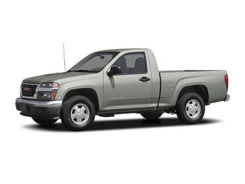 2007 GMC Canyon for sale at Sundance Chevrolet in Grand Ledge MI