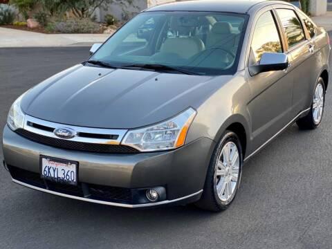 2010 Ford Focus for sale at Gold Coast Motors in Lemon Grove CA