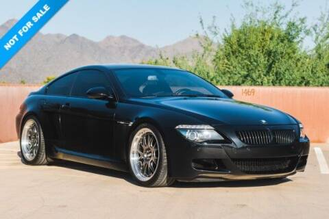 2009 BMW M6 for sale at PROPER PERFORMANCE MOTORS INC. in Scottsdale AZ